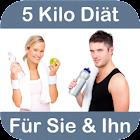 5 Kilo Diät - Für Sie und Ihn icon