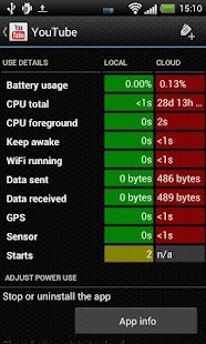 Battery Stats Plus Pro- screenshot thumbnail