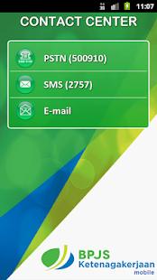 BPJSTK Mobile - screenshot thumbnail