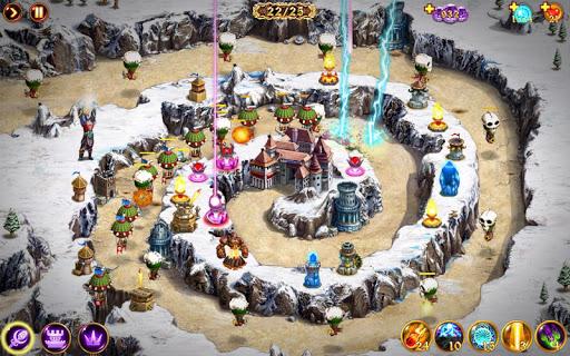 Игра Storm of Magic для планшетов на Android