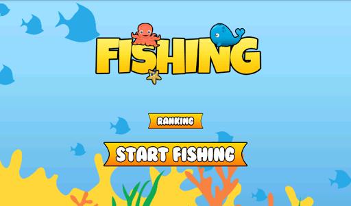 Juego de pescar peces
