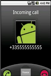 Incoming Number Info