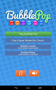 Bubble Pop- screenshot thumbnail