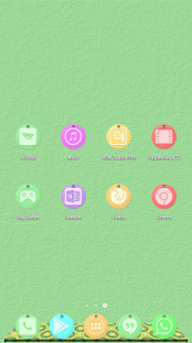 Paper Tag 1310 Icon Pack Theme - screenshot thumbnail