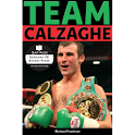 Team Calzaghe-Book logo