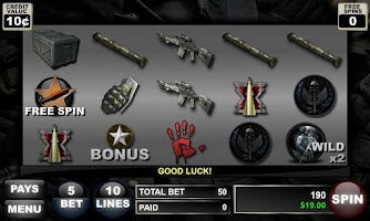 Screenshot of Reel Warfare (LITE)