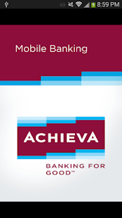 Achieva Credit Union - screenshot thumbnail