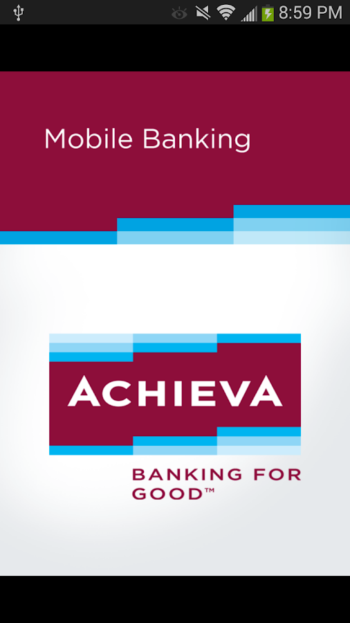 Achieva Credit Union - screenshot