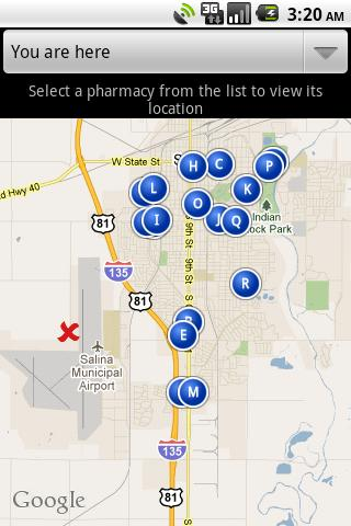 Pharmacy Finder - screenshot
