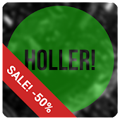 Holler! grn Icon Pack