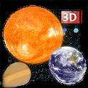 Galaxy 3D icon