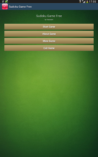 Sudoku game free best