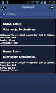 Subsidized drugs (Polish)- screenshot thumbnail