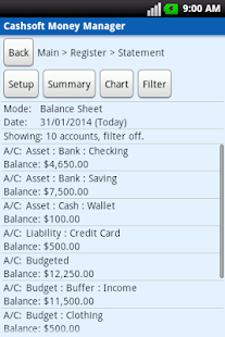 Cashsoft® Accounting Software*- screenshot thumbnail