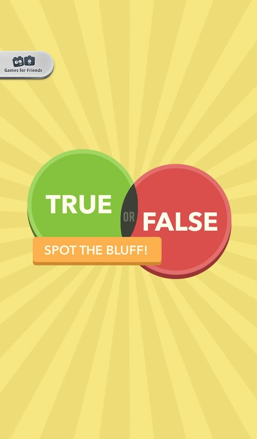 True or False - Test Your Wits - screenshot
