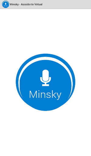 【免費生產應用App】Minsky - Assistente Virtual-APP點子