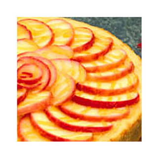 Apple Cinnamon Cheesecake by EAGLE BRAND®.