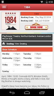 London Theatre- screenshot thumbnail