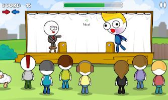 Screenshot of VoteSlap