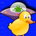 Duck Abduction FREE icon