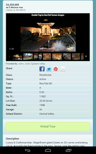 Spokane Real Estate- screenshot thumbnail