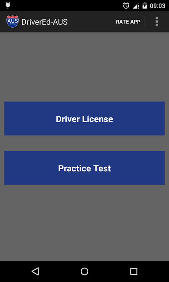 how to get australian drive license