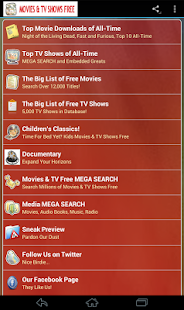 Movies TV Shows Free - screenshot thumbnail