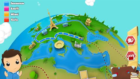 Geography Quiz Game 3D Screenshot 17