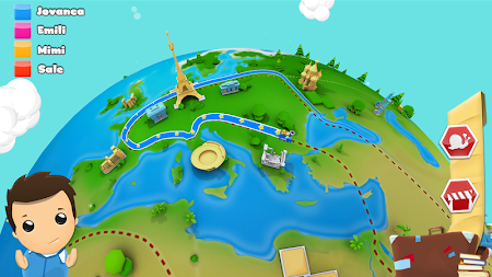 Geography Quiz Game 3D 1.10 screenshot 246994