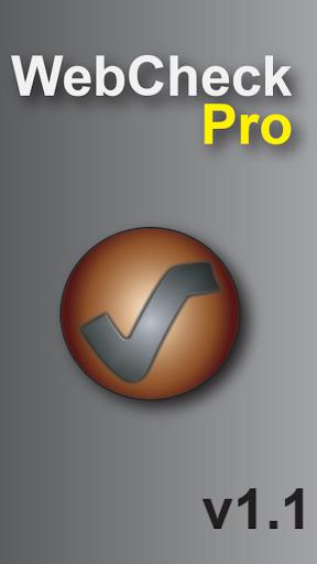 WebCheck Pro
