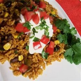 Dee's Mexican Rice.