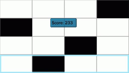 White Tiles: Widescreen