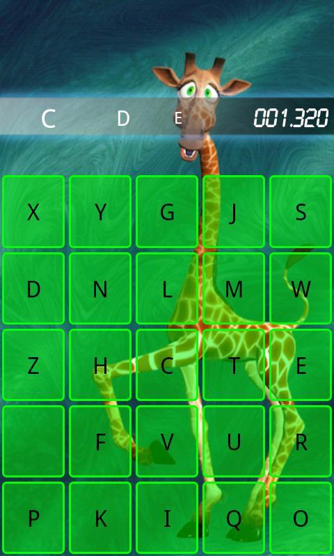 Talking George The Giraffe - screenshot