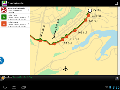 Trainsity Brasilia Metro- screenshot thumbnail