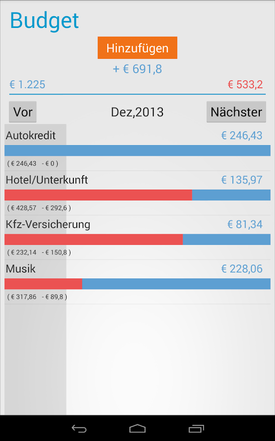 home budget manager deutsch android apps auf google play. Black Bedroom Furniture Sets. Home Design Ideas