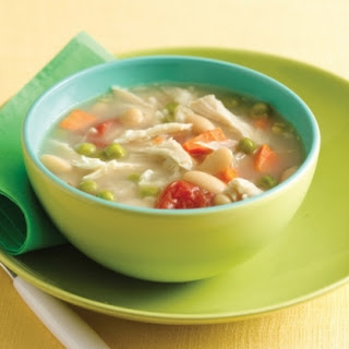 Hungry Chick Chunky Soup Recipe