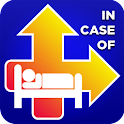In Case of Crisis - Hotel icon