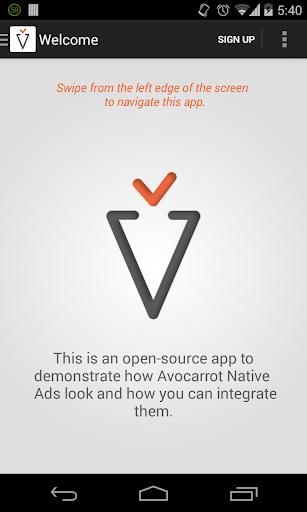 Avocarrot Demo App