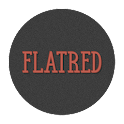 FLATRED CM11/PA THEME CHOOSER APK Cracked Download