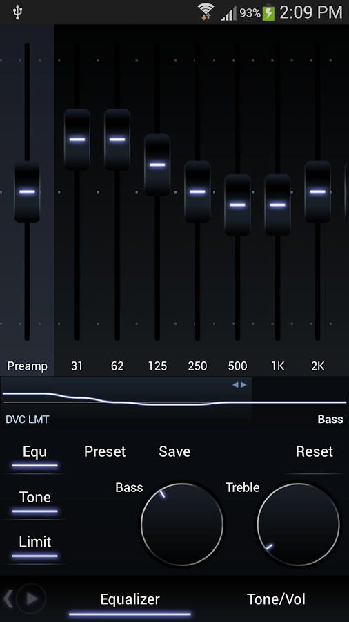 Poweramp - screenshot