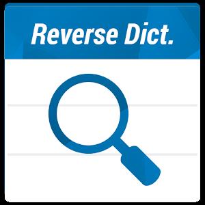 Reverse Dictionary 書籍 App LOGO-硬是要APP