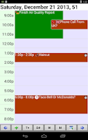Screenshot of Pimlical Advanced Calendar/PIM