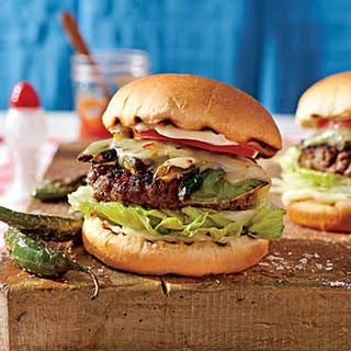 Serrano Pepper Burgers.