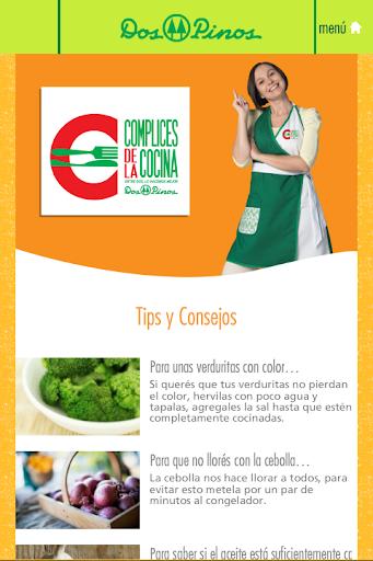 玩生活App|Cómplices de la Cocina免費|APP試玩