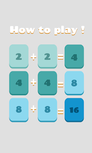 2048 upto 8192 Puzzle Numbers- screenshot thumbnail