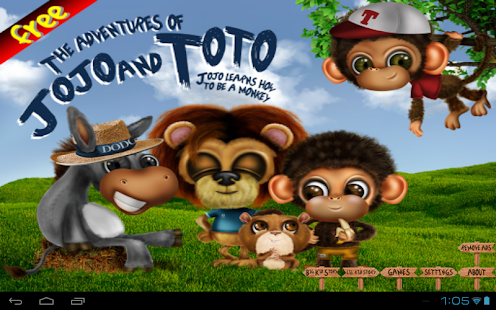 Adventures of JoJo & ToTo Free- screenshot thumbnail
