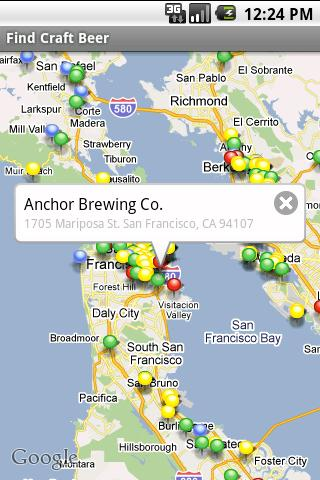 Find Craft Beer- screenshot