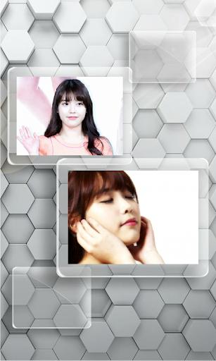 IU live wallpaper -K-POP v06