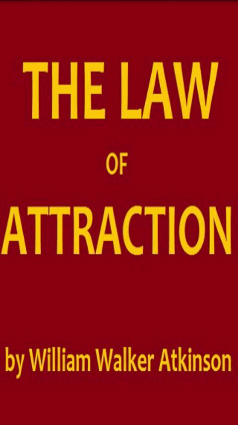 The Law of Attraction BOOK- screenshot