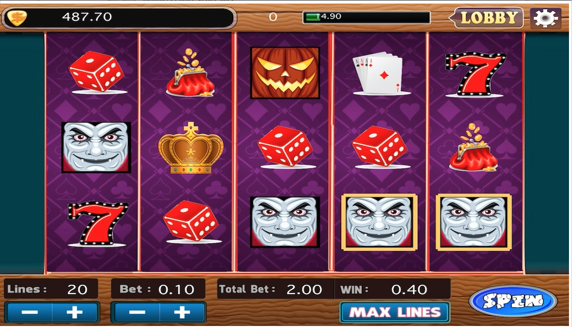 Gamblers Choice Vegas Slots - screenshot